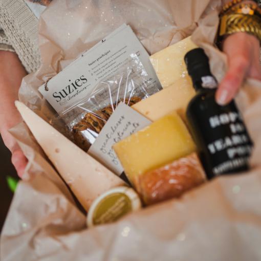 Suzies Cheesestories, een heerlijk cadeau om te geven en krijgen!