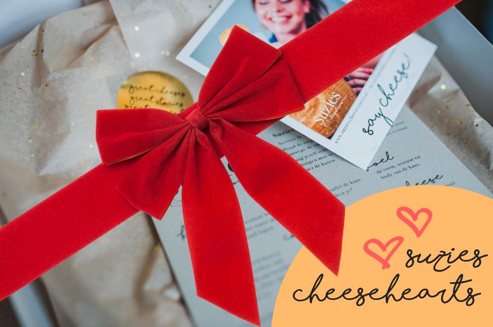 Valentijnsbox kaasbox voor jouw valentijn
