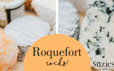 Roquefort rocks!